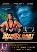 Hitman Hart Wrestling with Shadows