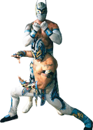 Lucha dragons 04