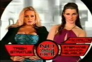 Trish Stratus vs Stephanie McMahon
