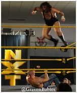 NXT House Show 7-10-15 5