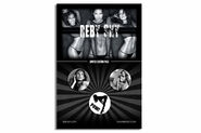 Reby Sky Limited Edition Button Pack