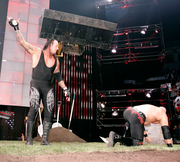 Undertaker. Image Buried Alive