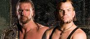 Triple H v Jeff Hardy No Mercy 2008