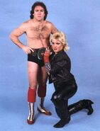Tully Blanchard & Baby Doll