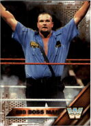 2016 WWE (Topps) Then, Now, Forever Big Boss Man 153