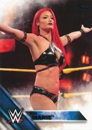 2016 WWE (Topps) Then, Now, Forever Eva Marie 121