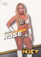 2016 WWE Divas Revolution Wrestling (Topps) Mandy Rose 43