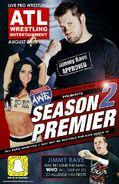 AWE Season 2 Premiere poster
