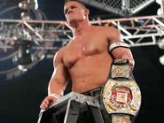 Cena as the Rated ''R'' Champion