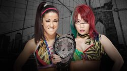 NXT BTB Asuka v Bayley