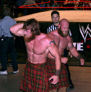 The Highlanders in Kitchener, Ontario, Canada