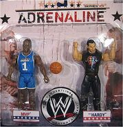 WWE Adrenaline Series 29 MVP & Matt Hardy