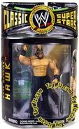 WWE Wrestling Classic Superstars 9 Road Warrior Hawk