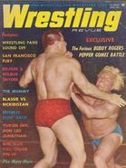 Wrestling Revue - October 1962