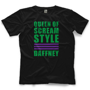 Daffney Unger Scream Style T-Shirt