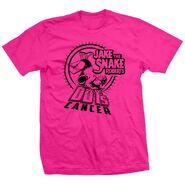 Jake Roberts DDT Cancer T-Shirt