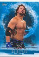 2017 WWE Undisputed Wrestling Cards (Topps) AJ Styles 2