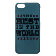 CM Punk Best In The World iPhone 5 Case