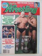 Inside Wrestling - August 1987