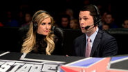 Tom Phillips & Renee Young