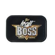 Sasha Banks Legit Boss Belt Buckle
