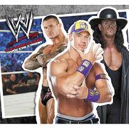 WWE Superstars 2012 Calendar