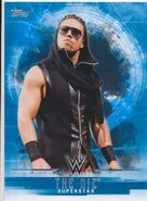 2017 WWE Undisputed Wrestling Cards (Topps) The Miz 25