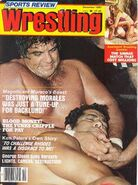 Sports Review Wrestling - December 1981