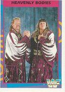 1995 WWF Wrestling Trading Cards (Merlin) Heavenly Bodies 29