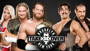 NXT Takeover VI - Blake and Murphy v The Vaudevillains