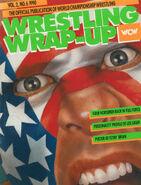WCW Magazine - June 1990
