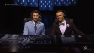 Tom Phillips & Corey Graves - NXT TakeOver Dallas
