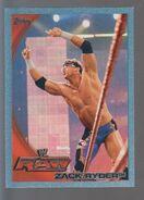 2010 WWE (Topps) Zack Ryder 60