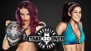 NXT Takeover VI - Sasha Banks v Bayley