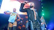 NXT UK Tour 2015 - Newcastle 1