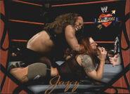 2004 WWE Divas 2005 (Fleer) Jazz 20
