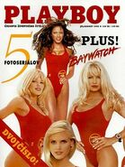 Playboy - July 2008 (Slovakia)