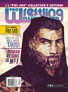 Pro Wrestling Illustrated - December 2016