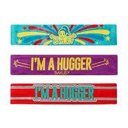 Bayley I'm a Hugger 3-Piece Headband Set