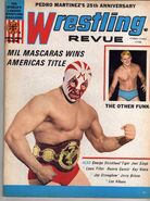 Wrestling Revue - March 1972