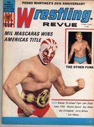 Wrestling Revue - March 1972