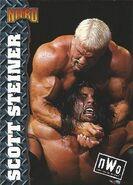 1999 WCW-nWo Nitro (Topps) Scott Steiner 36