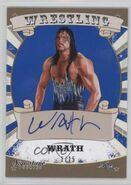 2016 Leaf Signature Series Wrestling Wrath 89