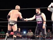 QT Marshall vs Kevin Steen