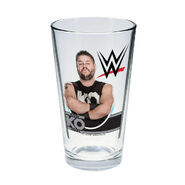 Kevin Owens Toon Tumbler Pint Glass