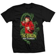 Ricky Steamboat Enter The Dragon T-Shirt