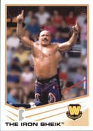 2013 WWE (Topps) The Iron Sheik 94