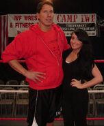 Angelina Pivarnick & Kevin Knight - IWF 2