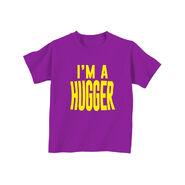 Bayley I'm a Hugger Toddler T-Shirt