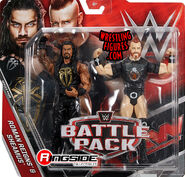 WWE Battle Packs 43.5 Sheamus & Roman Reigns
